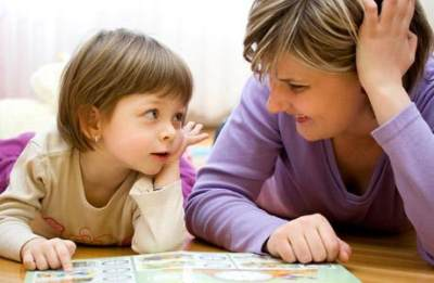 4. Pancing si kecil untuk kritis dan kreatif