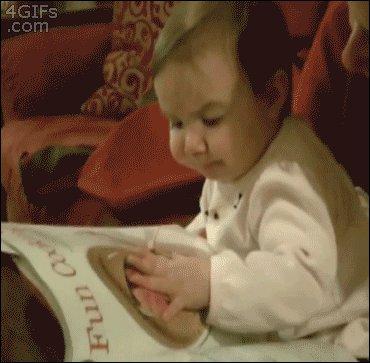 5. Mengajarkan Anak Mencintai Buku