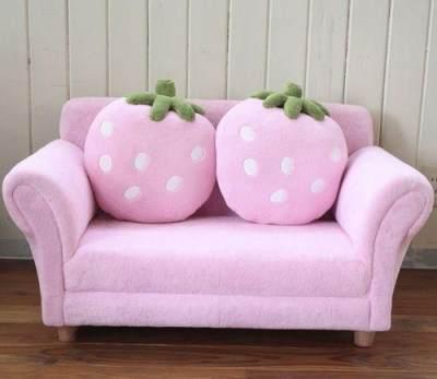 Tambahkan sofa yang nyaman untuk menyusui