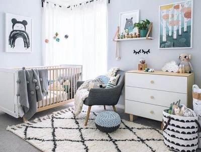 3 Tips Dekorasi Kamar Bayi Laki-laki