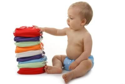 Yuk, Ketahui Cara Tepat Menggunakan Popok Kain untuk Bayi Baru Lahir!