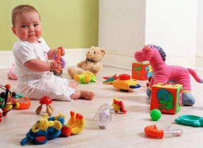 Berikan Mainan Khusus Anak Laki-laki