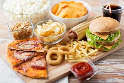 3) Junkfood