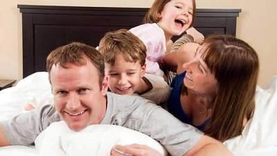 3. Ciptakan Suasana Damai Sebelum Tidur