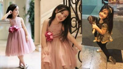 Ini Dia 4 Anak Tercantik di Indonesia yang Super Imut dan Menggemaskan, Penasaran?