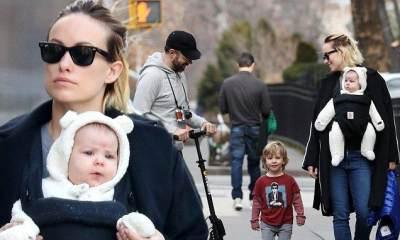 Ini Lho 5 Bayi Selebriti Hollywood Berwajah Cute dan Menggemaskan