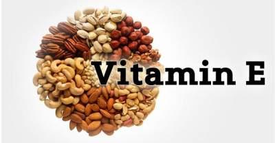 1. Makanan Kaya Vitamin E