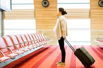 Sebaiknya Traveling saat Usia Kehamilan Trimester Kedua