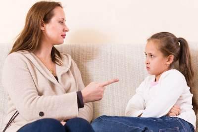 Jangan Sekali-kali Mengancam Anak
