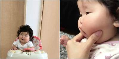 Deretan Bayi Jepang Berpipi Gembul Ini Bikin Gemes!