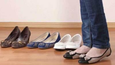 Pilihlah Ukuran Sepatu yang Pas