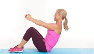 Melatih Otot dan Perut