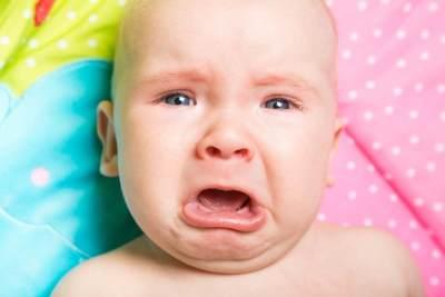 Tanda Cacingan Pada Bayi