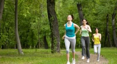 6. Latihan Spot Jogging