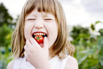 1. Camilan Anak Harus Sehat
