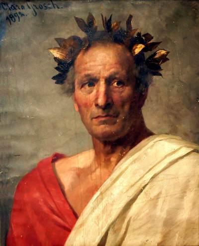 1. Istilah Caesar Diambil dari Nama Julius Caesar