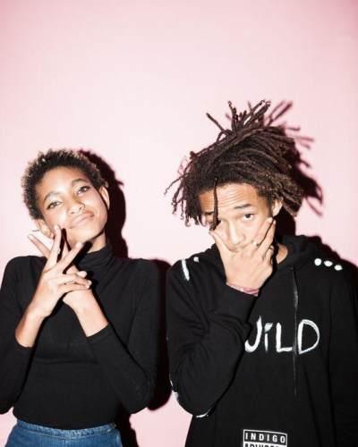 Jaden dan Willow Smith