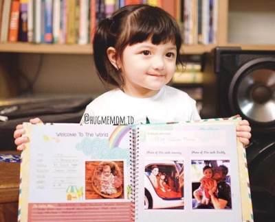 4 Anak Artis Indonesia Saat Bayi Paling Terkenal dan Super Menggemaskan, Moms Suka yang Mana?