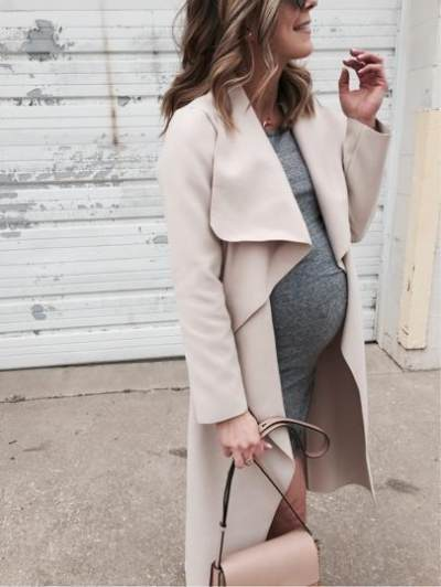 Dress and Long Blazer