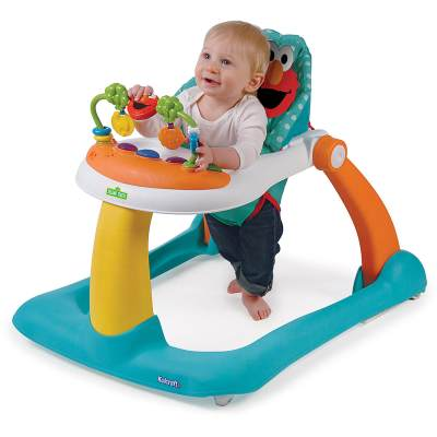2 in 1 Baby Activity Walker