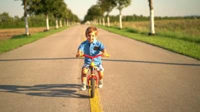 Sepeda Untuk Mengembangkan Motorik Anak