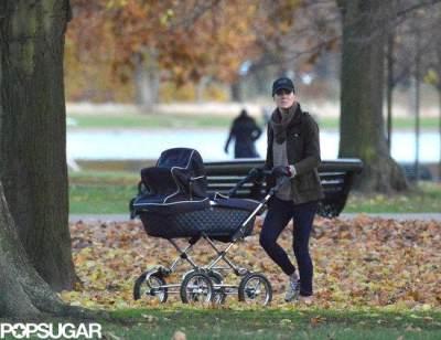 Tidak Hanya Untuk Kenyamanan Si Kecil, 4 Stroller Anak Seleb Ini Juga Keren dan Unik Lho!