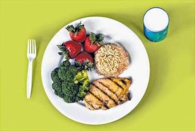 4. Diet Sehat