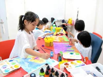 3) Membuat Art & Craft