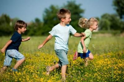 Jangan Biarkan Anak Beraktivitas Berat