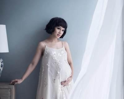 Menggemaskan, Ini 5 Fashion Style Andien Saat Hamil yang Menginspirasi