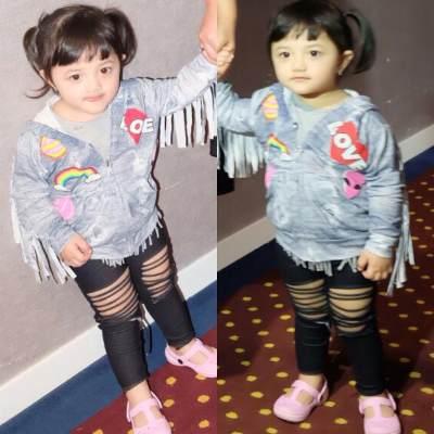 Yuk, Intip Gaya Fashion Arsy yang Enggak Kalah Hits dari Sang Kakak Aurel Ini!