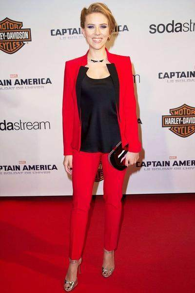 Hot Style in Red