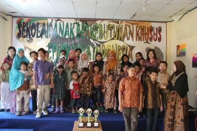 Sekolah ABK Ephphatha Indonesia di Bekasi