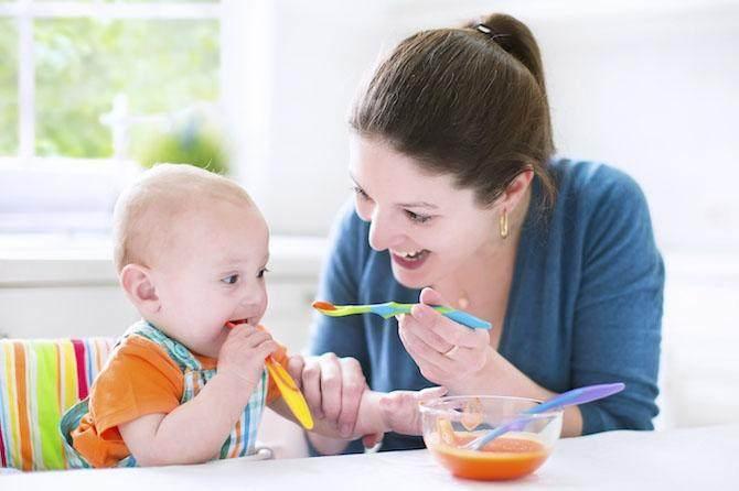 Yummy Bikin Yuk Mom Ini 4 Aneka Resep Mpasi Untuk Usia1 Tahun Ke Atas