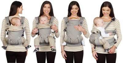 Jangan Sampai Salah Moms! Ternyata Ini Tips Memilih Gendongan yang Aman untuk Bayi