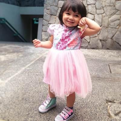 Intip Yuk Fashion Style Si Imut Sienna Anak Marshanda dan Ben Kasyafani