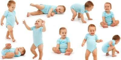Tonggak Pertumbuhan Bayi