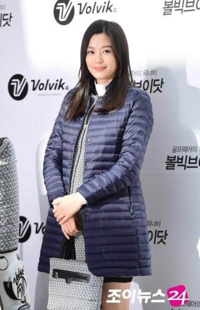 4. Jun Ji Hyun