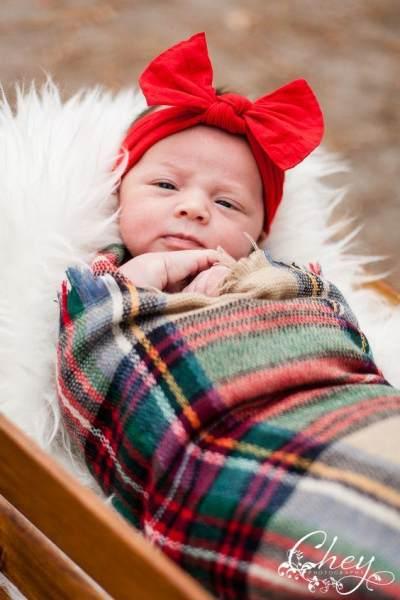 Inspirasi Bando Bayi Baru Lahir