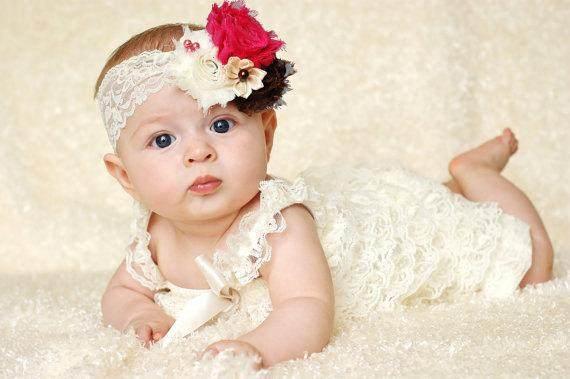 Cantik Dan Imut Ini Inspirasi Bando Unik Untuk Bayi Baru Lahir