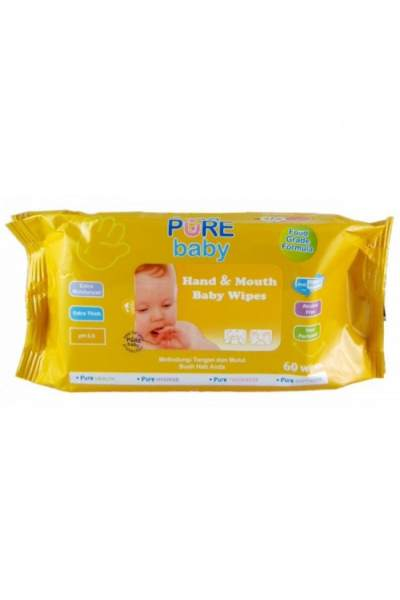 Rekomendasi Tisu Basah Yang Aman Dan Baik Untuk Bayi