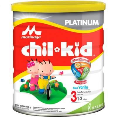 Morinaga Chil Kid Platinum MoriCare+