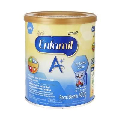 Jangan Salah Pilih! Ini 4 Rekomendasi Susu Untuk Anak Intoleransi Laktosa Usia 0-12 Bulan