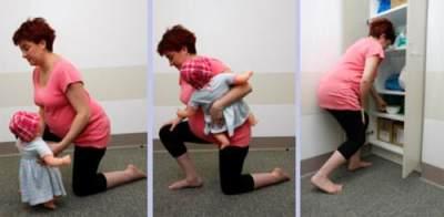 Teknik Menggendong Anak yang Aman