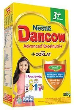 Dancow 3+ Excelnutri +