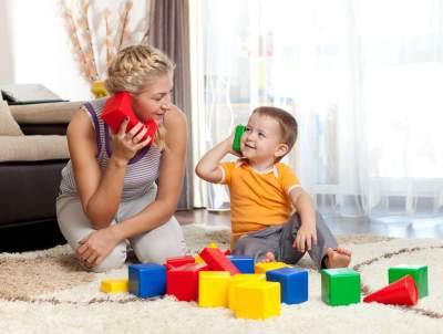 3. Perbanyak Waktu Bermain Bersama Anak