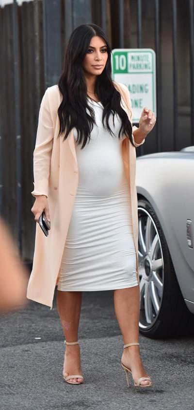 Style Saat Hamil Selebriti Hollywood Ini Dijamin Bikin Kamu Semakin Kece Moms!