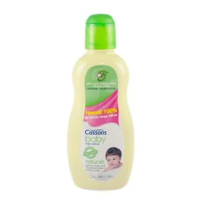 Rekomendasi Perawatan Bayi : Hair Lotion