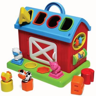 Mainan Aman Untuk Toddlers