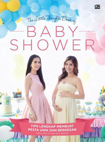 3. The Little Thoughts Book of Baby Shower